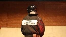 Видео спасения женщины, повисшей набалконе вМоскве