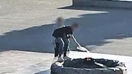 Найдены потушившие Вечный огонь под Екатеринбургом подростки
