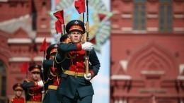 Путин ииностранные лидеры будут наблюдать заПарадом Победы стрибуны