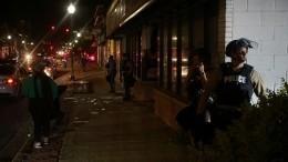 «Необоснованная жестокость»: вМИД РФотреагировали нараспыление спрея влицо журналисту РФвМиннеаполисе
