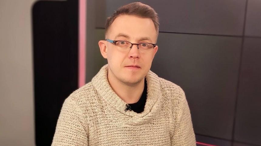 «Пусть сдохнут»: львовский телеведущий высказался за«глухую» блокаду Крыма