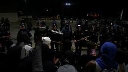 МИА «Россия сегодня» потребовала отСША наказать полицейских, распыливших газ вжурналиста