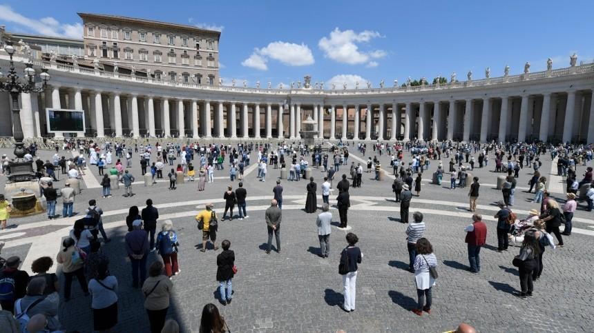 Натерритории Ватикана появится городской детский лагерь