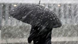 Последствия разгула стихии уже третий день ликвидируют вПодмосковье