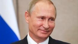 «Привет!»: маленький мальчик поприветствовал Путина наонлайн-конференции