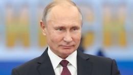 Путин назвал идеальную дату голосования попоправкам вКонституцию