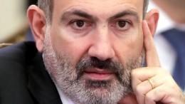 Премьер-министр Армении Пашинян ичлены его семьи заразились COVID-19