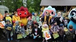 ОНФ организовал праздник для воспитанников приюта «Мамин Домик» вДень защиты детей