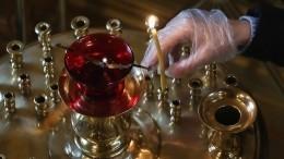Храм Христа Спасителя иБогоявленский собор открылись для прихожан вМоскве