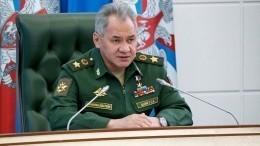 Шойгу пригласил главу Пентагона наПарад Победы вМоскве