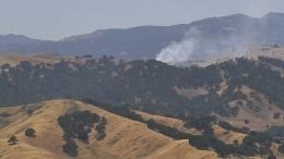 Вертолет спассажирами разбился вКалифорнии