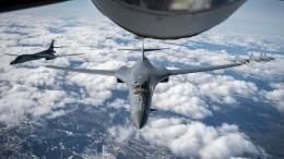 ВСША считают бомбардировщик B-1B «проблемой для российского флота»