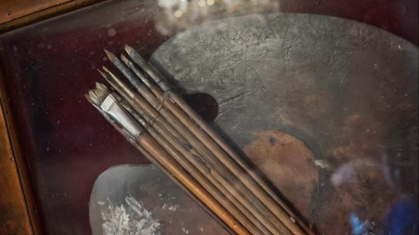 Цыгане пытались продать поддельную картину Шишкина заодин миллион