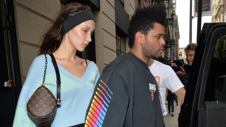 Опять вместе? The Weeknd иБелла Хадид снова «насвязи» после разрыва