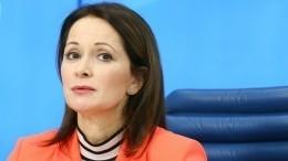 Ольга Кабо призналась, что почти перестала сниматься вкино