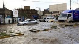 Неменее девяти человек погибли вЙемене из-за проливных дождей