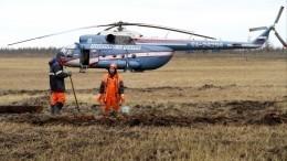 Спасатели сибирского центра МЧС России вылетели изНовосибирска вНорильск