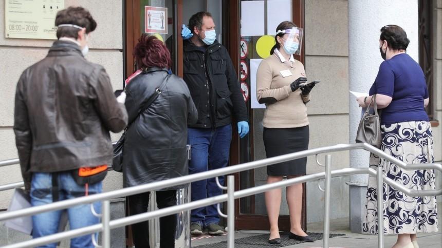 ВМоскве ввели цифровые пропуска для посещения МФЦ