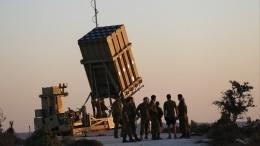 ПВО Сирии отразили атаку ВВС Израиля над городом Масьяф