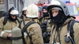 Момент взрыва вжилом доме вМоскве попал навидео