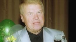 Мемориальную доску актеру Михаилу Кокшенову могут установить вМоскве