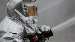 Видео: Нефтяная скважина одного изпредприятий загорелась вИркутской области
