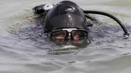 Видео: Петербургские спасатели отправились напоиски упавшего смоста парня