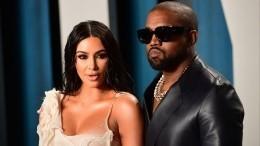 Самоизоляция довела: Почему Ким Кардашьян иКанье Уэст решили разъехаться