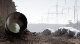 «Груда осколков»: ФРГ освязях сСША после санкций против «Северного потока— 2»
