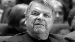 Михаил Кокшенов умер вклинике, где лечилась Надежда Бабкина
