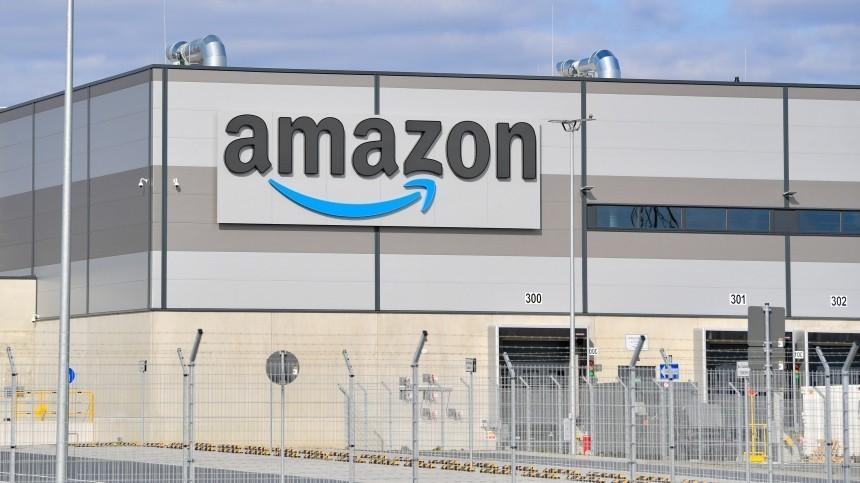 «Аятолько зубы заказал»— ВКалифорнии полыхает распределительный центр Amazon
