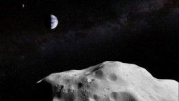 Астероид размером стри футбольных поля пролетит рядом сЗемлей 6июня