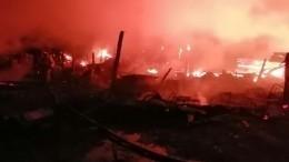 СКвозбудил дело пофакту гибели детей иихотца напожаре под Иркутском