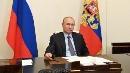 Путин пообещал учесть вопросы культуры вплане восстановления экономики