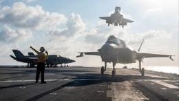 Истребитель ВВС США сразится с«убийцей» Илона Маска