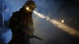 Тела двух детей найдены наместе пожара вселе Кабардино-Балкарии