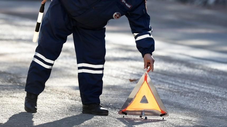 Около 20 человек пострадали вДТП сдвумя пассажирскими автобусами вИнгушетии