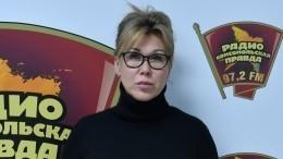 Жену Андрея Норкина похоронили вПодмосковье