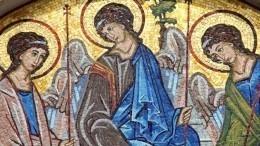День Святой Троицы: что можно ичего нельзя делать верующим 7июня
