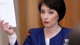 Бывший министр юстиции Украины обвинила Зеленского вобмане избирателей