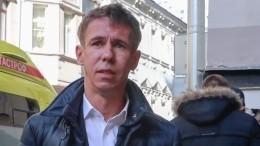 «Это все вранье»: Панин ответил насообщения оскандале напохоронах Кокшенова