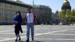 Власти Петербурга представят поэтапный план снятия ограничений
