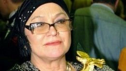 Актриса Нина Русланова госпитализирована вбольницу