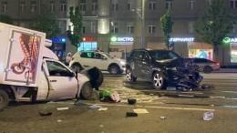 «Ужас, конечно»: Очевидец оДТП сучастием Ефремова наСмоленской площади вМоскве
