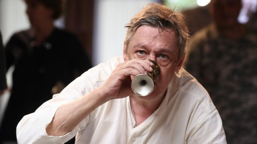 Встоличном главке МВД подтвердили, что вмомент ДТП Михаил Ефремов был пьян