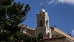 Три христианские церкви вновь заработали всирийском поселке Хараба