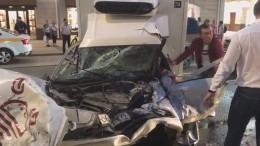 Подробности смерти пострадавшего вДТП сМихаилом Ефремовым водителя