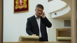 Бывший мэр Екатеринбурга Евгений Ройзман госпитализирован скоронавирусом