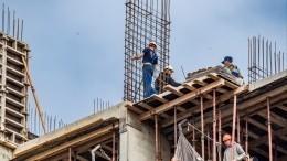 Кузбасс остается лидером пообъему строительных работ вСибири, несмотря напандемию