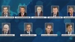 «Единая Россия» поддержала девять кандидатов напосты губернаторов